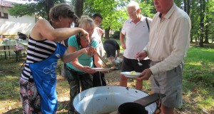 degustacija u ugodnom hladu - KUD Preslica iz Pescenice