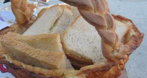 Košarica od kruha -KUD Delnice